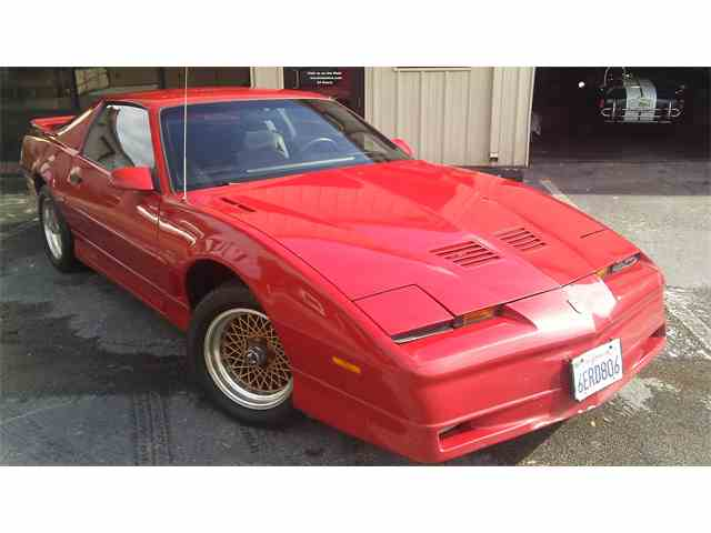 Picture of '88 Firebird Trans Am GTA - MXAJ