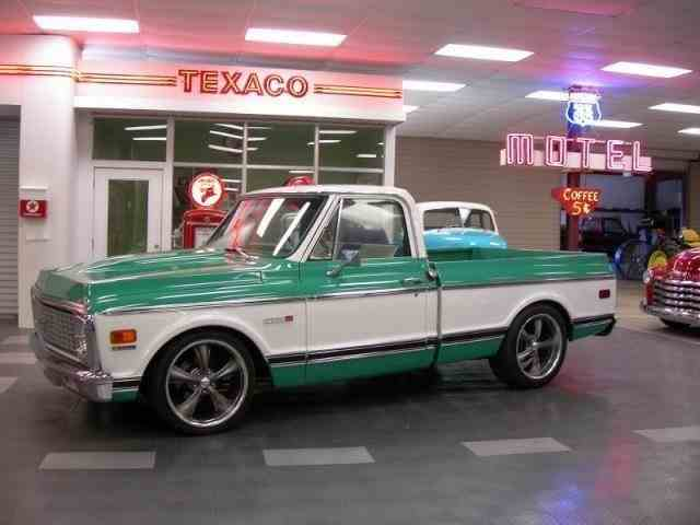 Picture of Classic 1971 C10 Offered by  - MXAS