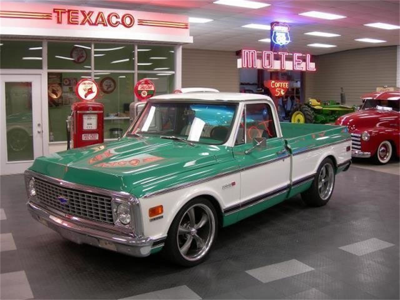 Large Picture of '71 C10 - $39,995.00 - MXAS