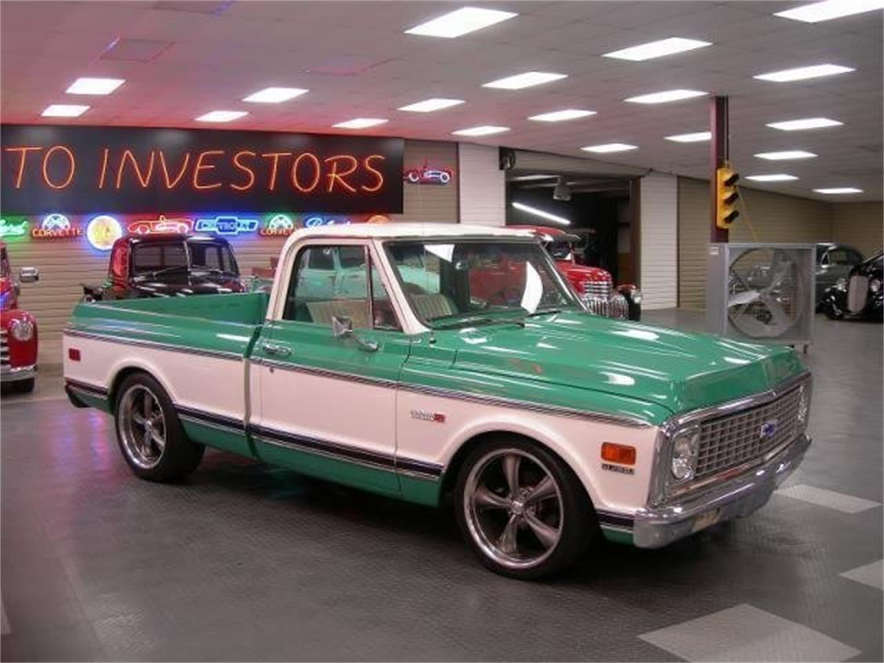Large Picture of 1971 Chevrolet C10 - $39,995.00 Offered by Auto Investors - MXAS