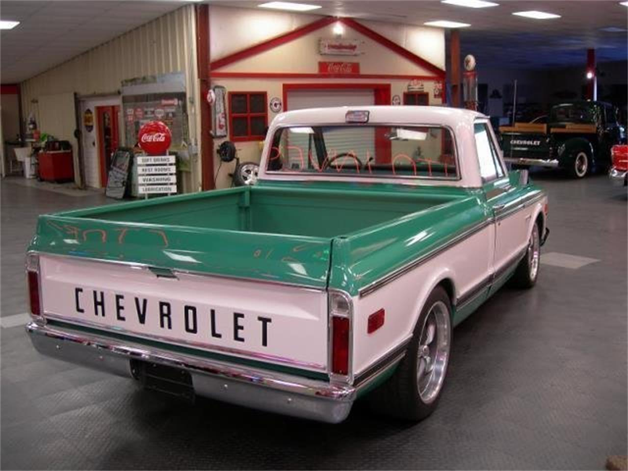 Large Picture of Classic '71 Chevrolet C10 located in Alabama Offered by Auto Investors - MXAS