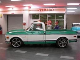 Picture of Classic '71 Chevrolet C10 located in Alabama Offered by Auto Investors - MXAS