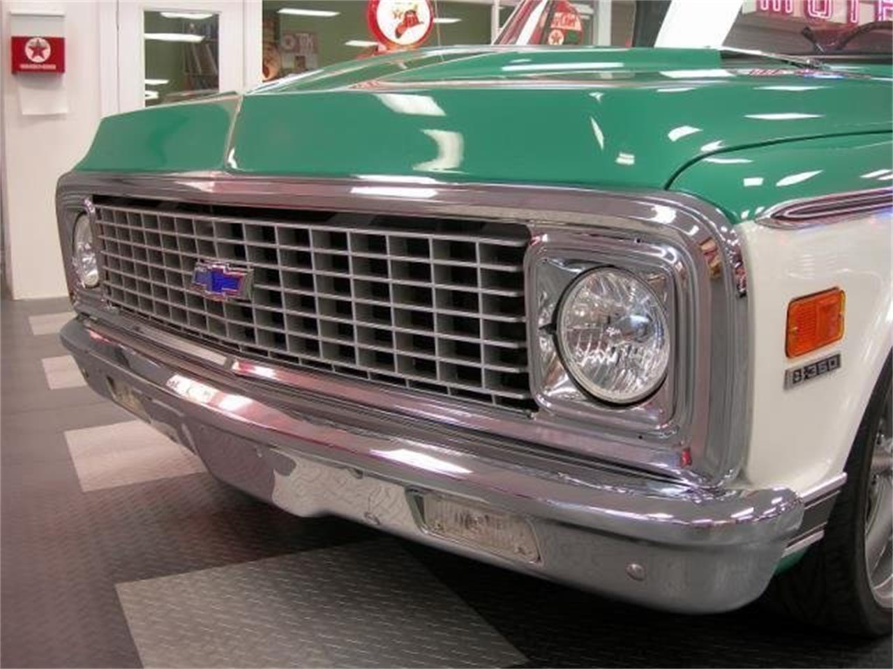Large Picture of 1971 C10 located in Dothan Alabama - $39,995.00 - MXAS