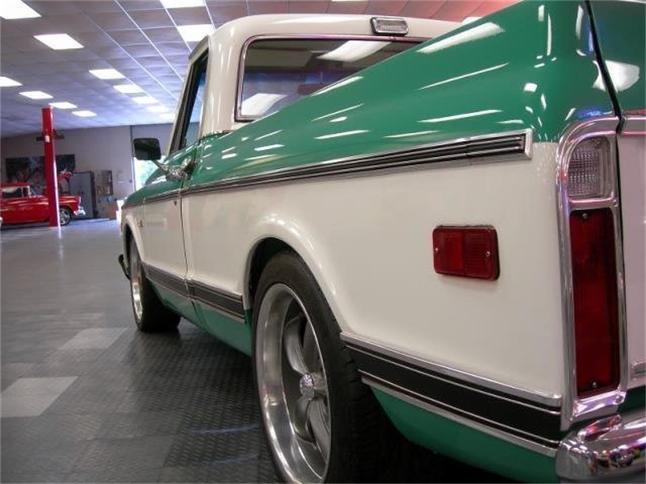 Large Picture of Classic 1971 C10 located in Alabama - MXAS