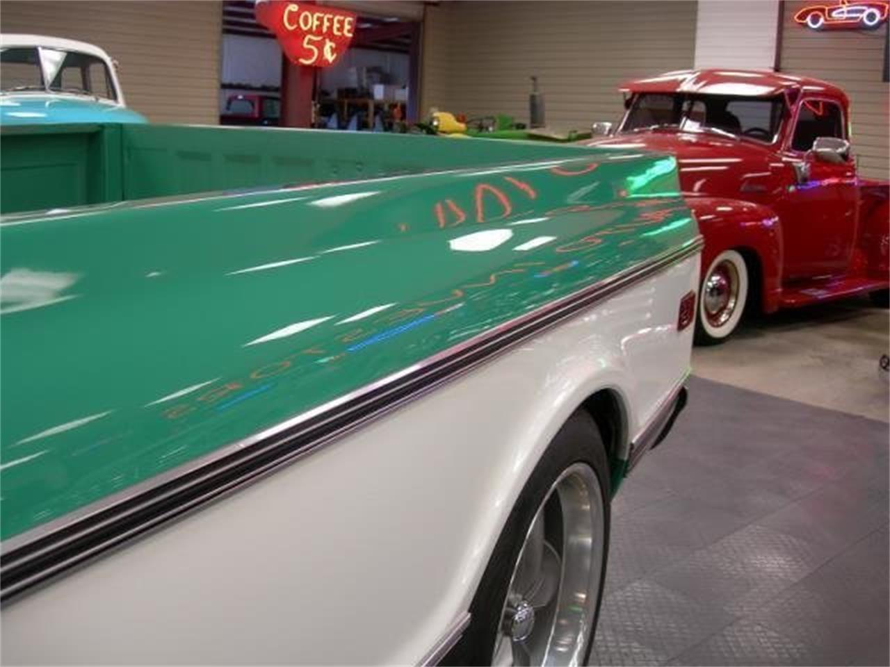 Large Picture of Classic 1971 Chevrolet C10 - MXAS