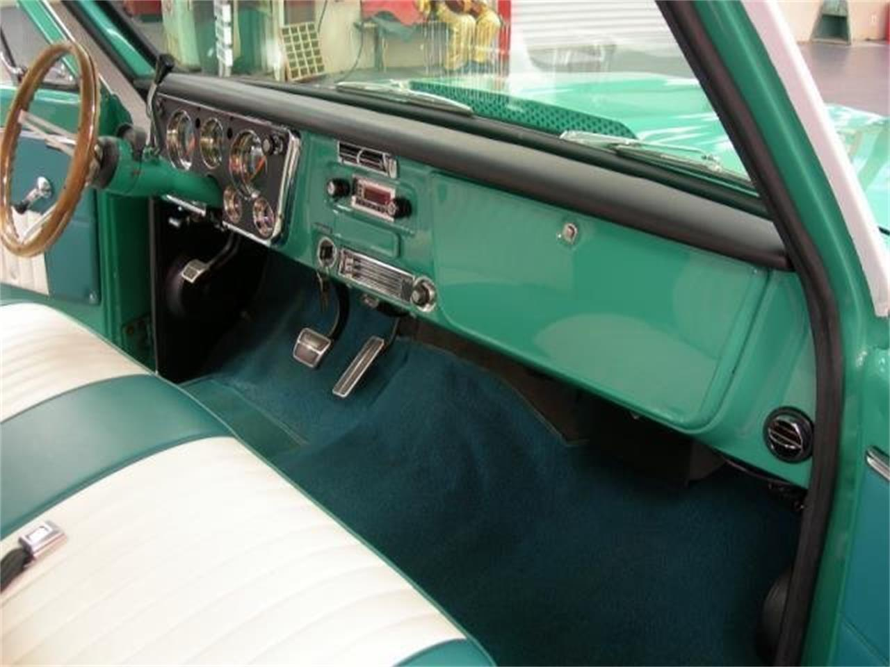 Large Picture of Classic 1971 Chevrolet C10 located in Dothan Alabama - MXAS