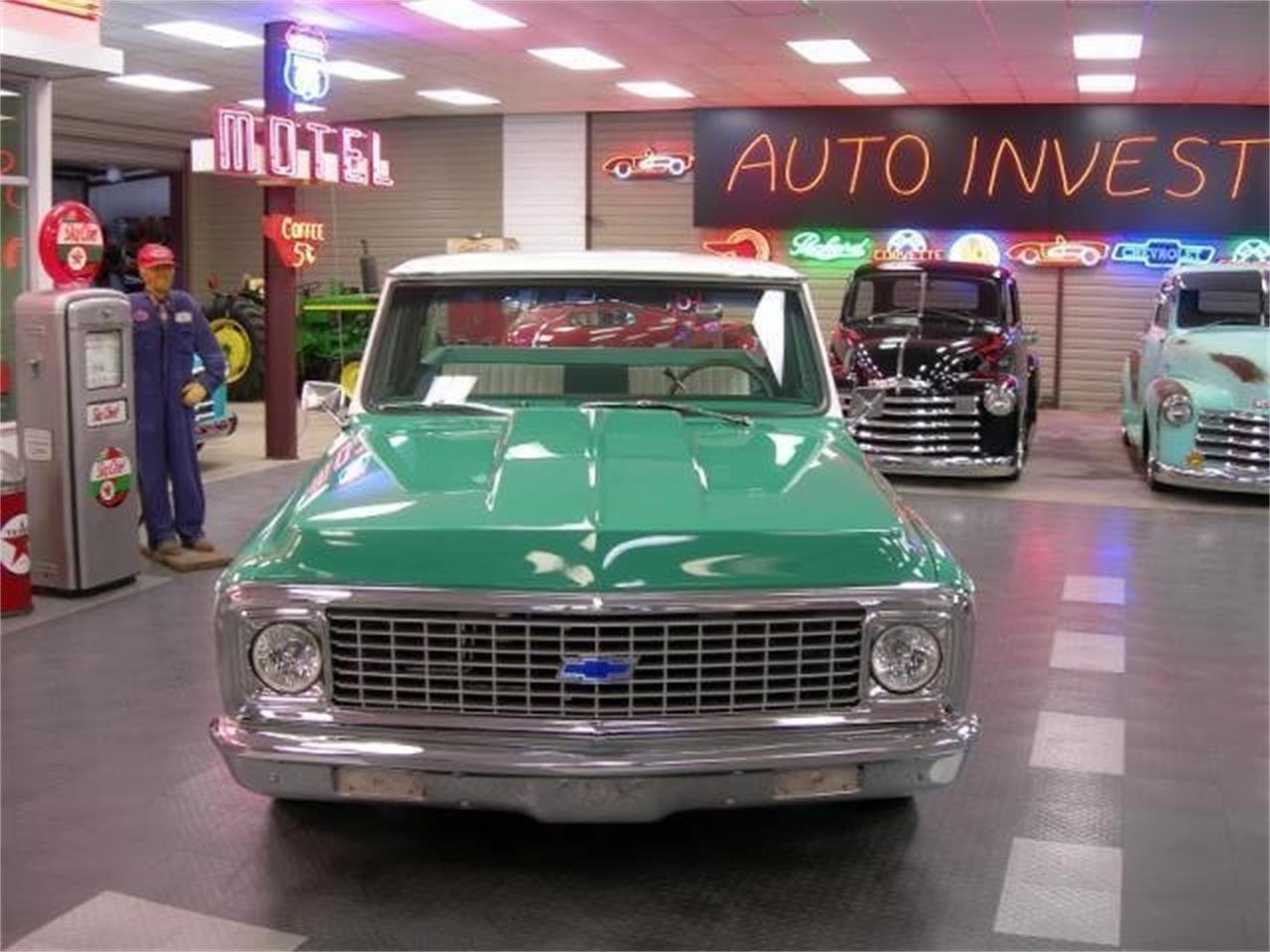 Large Picture of '71 Chevrolet C10 located in Alabama Offered by Auto Investors - MXAS