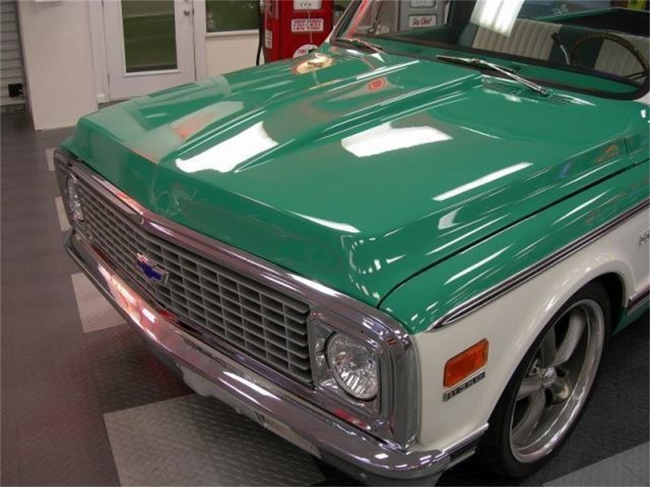 Large Picture of Classic 1971 Chevrolet C10 located in Alabama - $39,995.00 Offered by Auto Investors - MXAS