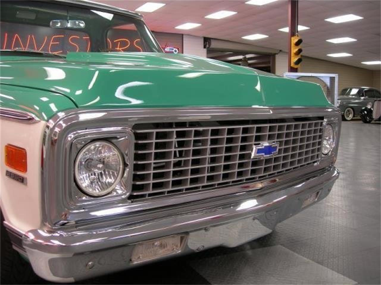 Large Picture of '71 C10 located in Dothan Alabama - MXAS