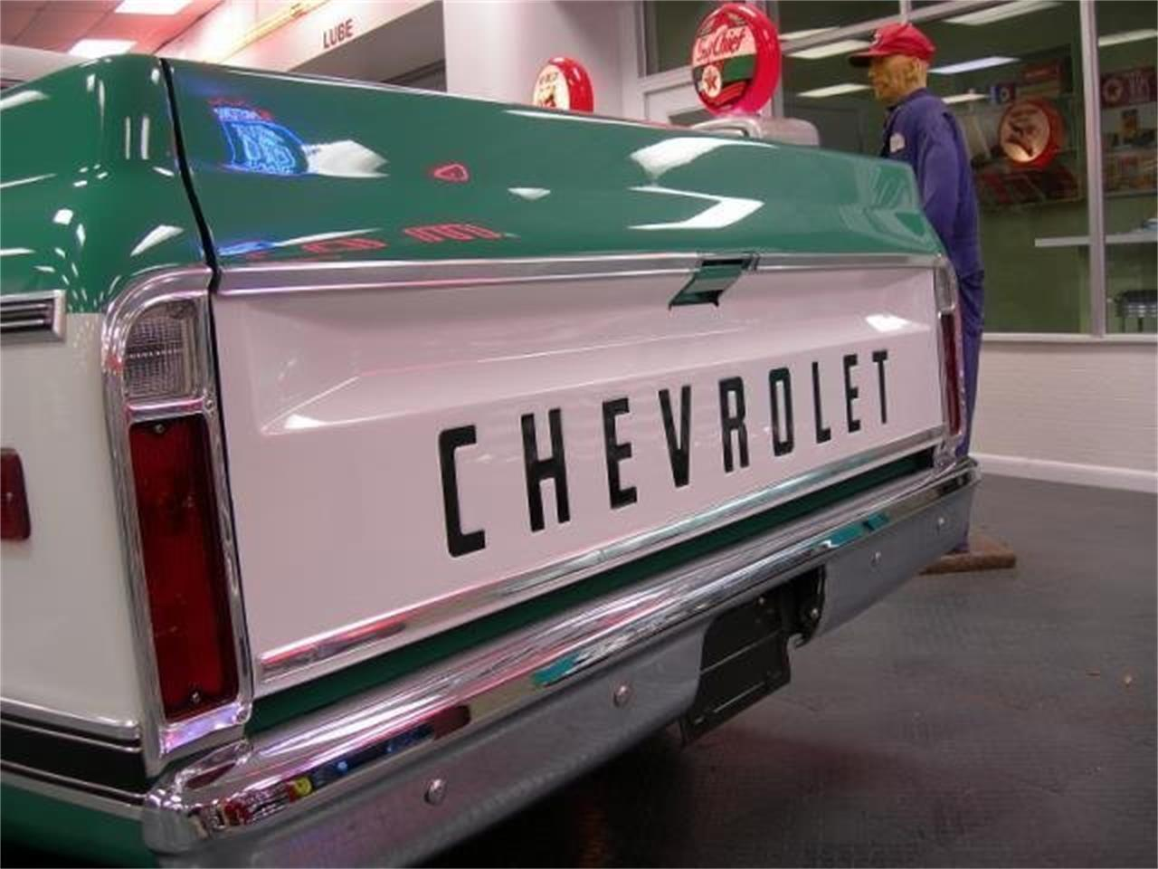 Large Picture of Classic '71 Chevrolet C10 located in Dothan Alabama - MXAS