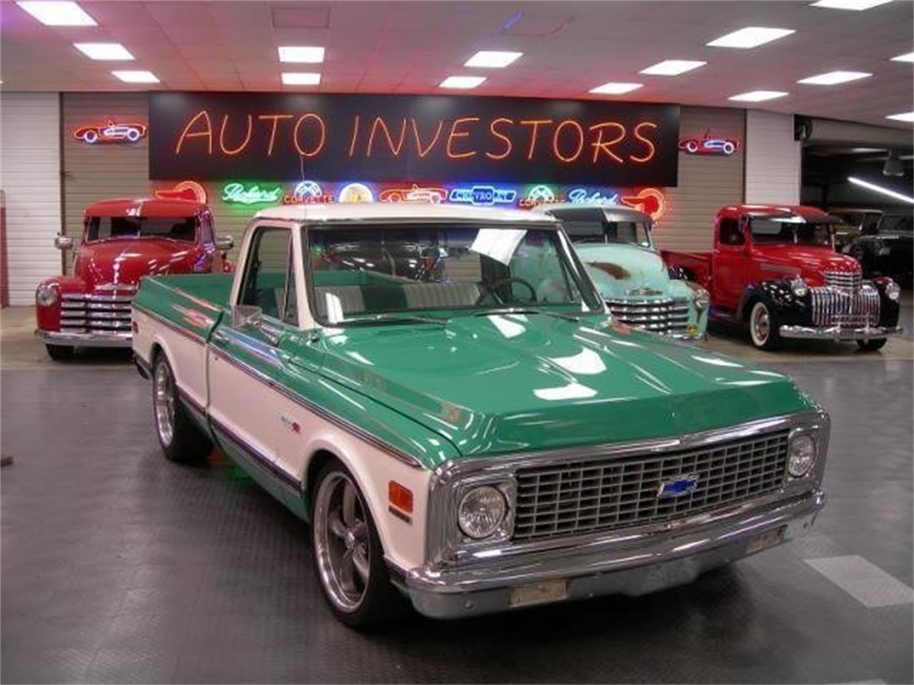 Large Picture of Classic 1971 Chevrolet C10 located in Alabama - MXAS