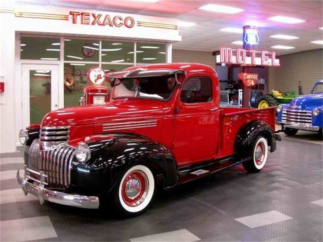 1946 Chevrolet Pickup for Sale | ClicCars.com | CC-1069589