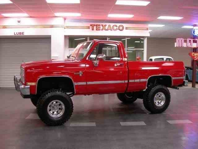 Picture of 1983 Chevrolet Silverado Offered by Auto Investors - MXB3