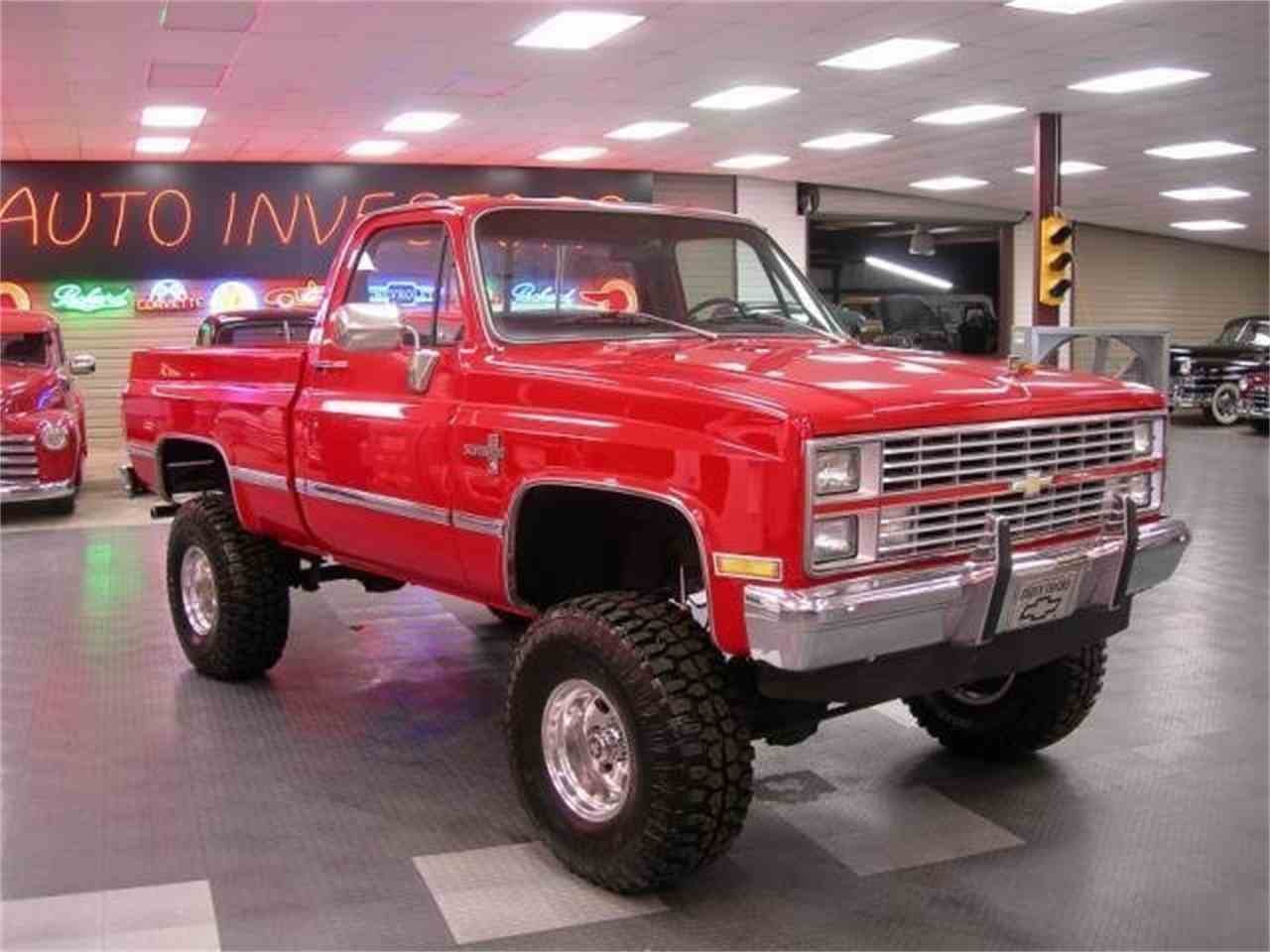 1983 silverado chevrolet 4x4 1500 dothan alabama vehicles buyer inspection seller vehicle resources similar contact located