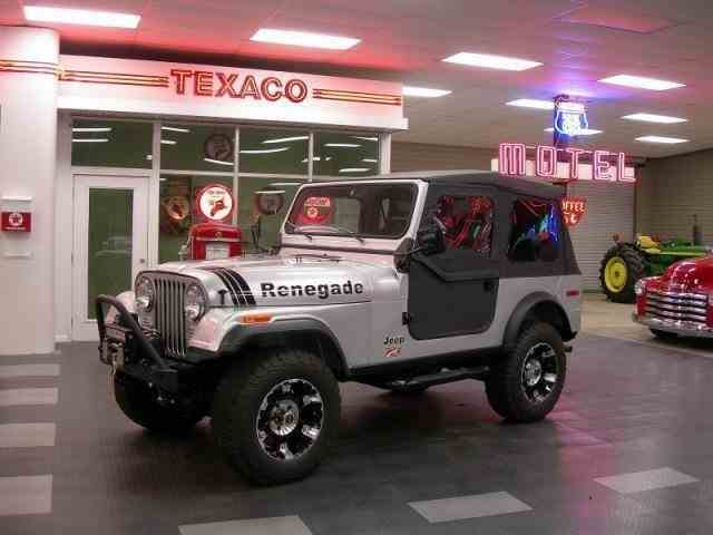 Picture of '80 CJ7 - MXB7