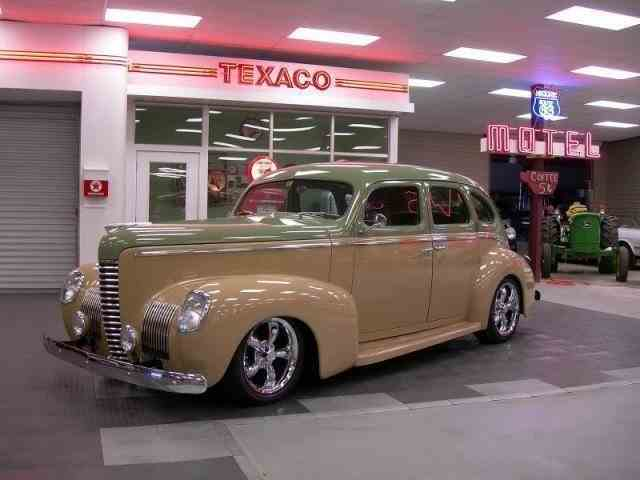 Picture of '39 Ambassador - MXBB