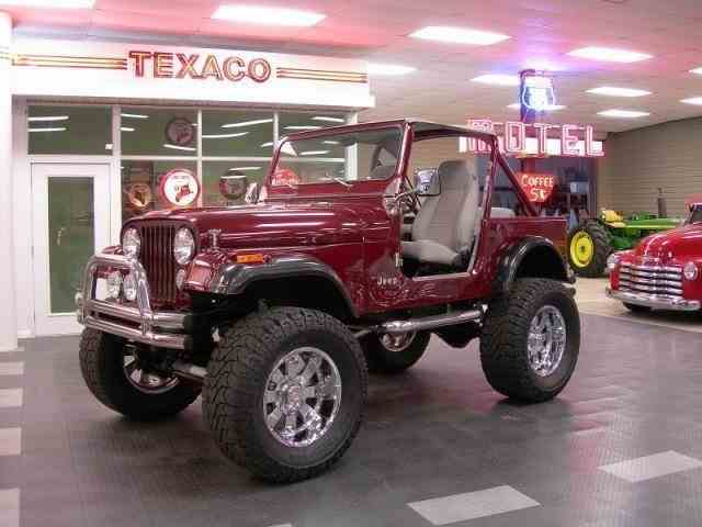 Picture of '84 Jeep Wrangler located in Alabama - $44,995.00 - MXBE