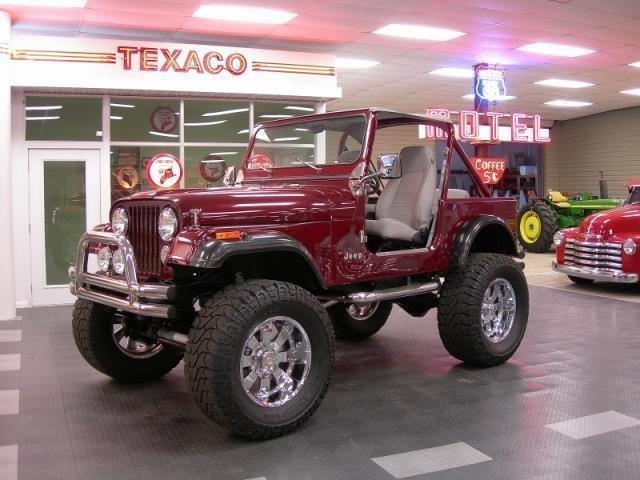 Picture of '84 Wrangler - MXBE