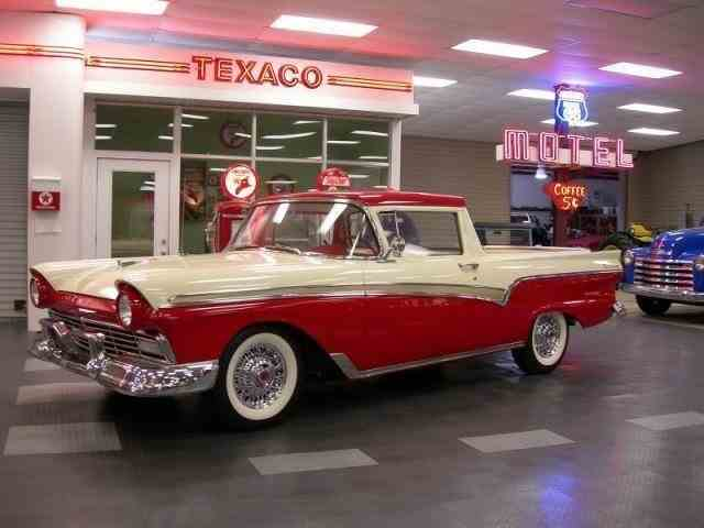 Picture of '57 Ford Ranchero located in Dothan Alabama Offered by  - MXBH