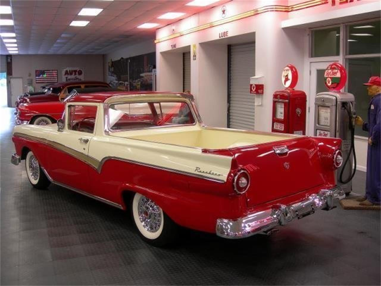 Large Picture of '57 Ranchero located in Dothan Alabama Offered by Auto Investors - MXBH