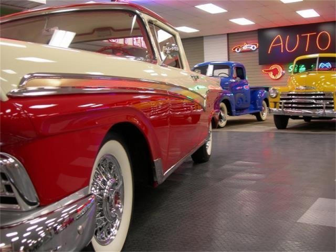 Large Picture of Classic '57 Ford Ranchero located in Alabama - $49,995.00 Offered by Auto Investors - MXBH