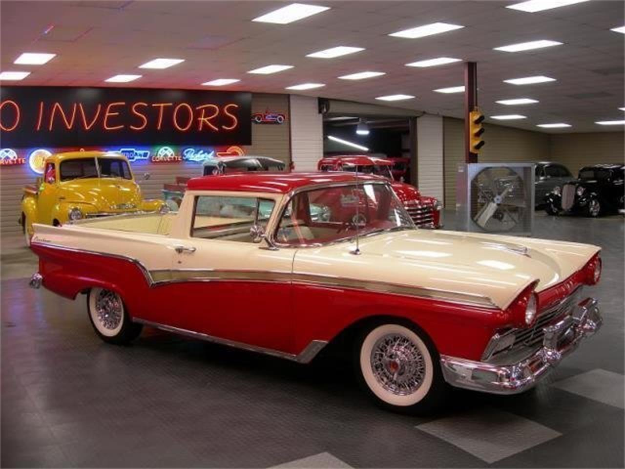 Large Picture of 1957 Ford Ranchero located in Alabama - MXBH
