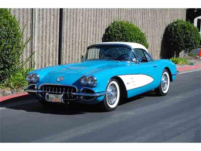 Picture of '58 Corvette - MXBL
