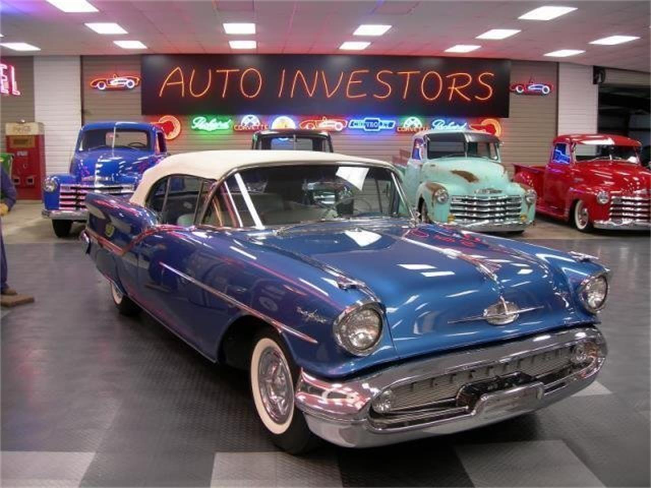 Large Picture of Classic 1957 Oldsmobile 98 located in Alabama - $189,995.00 Offered by Auto Investors - MXBM