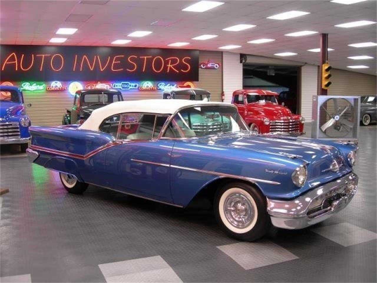 Large Picture of Classic '57 Oldsmobile 98 located in Alabama - $189,995.00 Offered by Auto Investors - MXBM