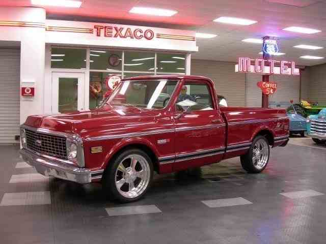 Picture of Classic 1971 Chevrolet C10 located in Dothan Alabama - MXBR