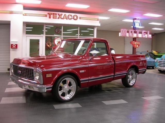 Picture of '71 C10 - MXBR