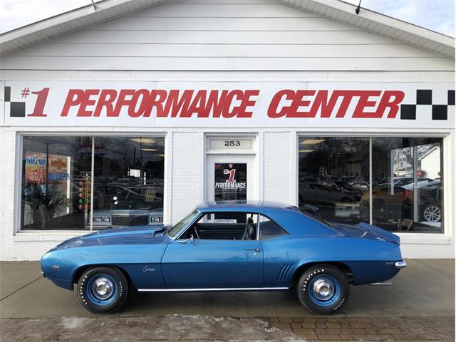 Picture of '69 Camaro located in Ohio - MQN7