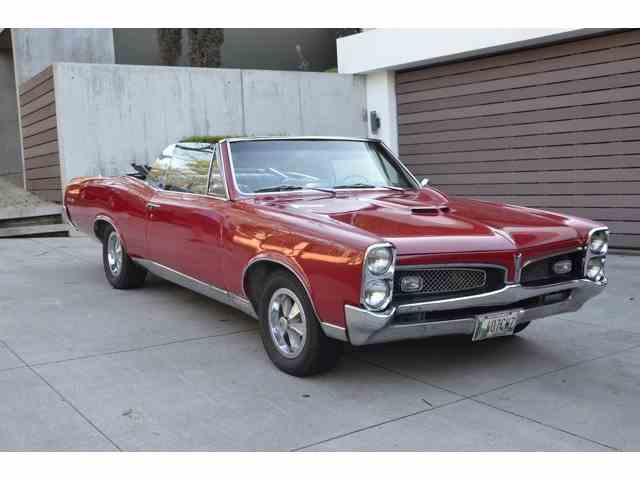 Picture of 1967 GTO located in Guatemala Offered by a Private Seller - MXC5