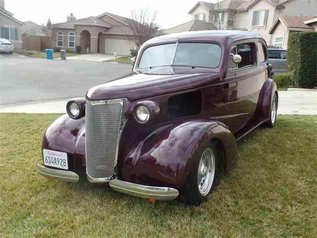 Picture of '38 Sedan - MXCC