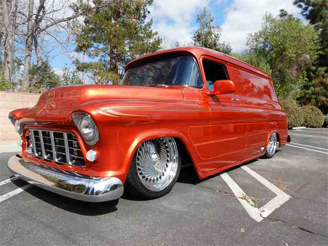 Picture of Classic 1956 Panel Truck - $54,900.00 - MXCE