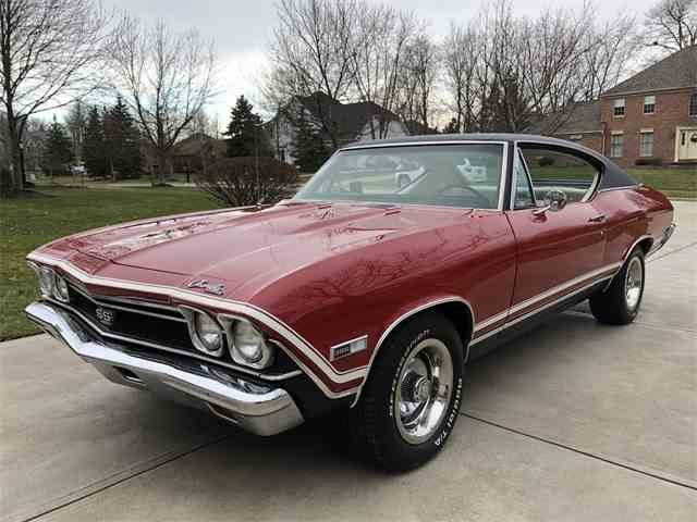 Picture of '68 Chevelle SS - MXCQ