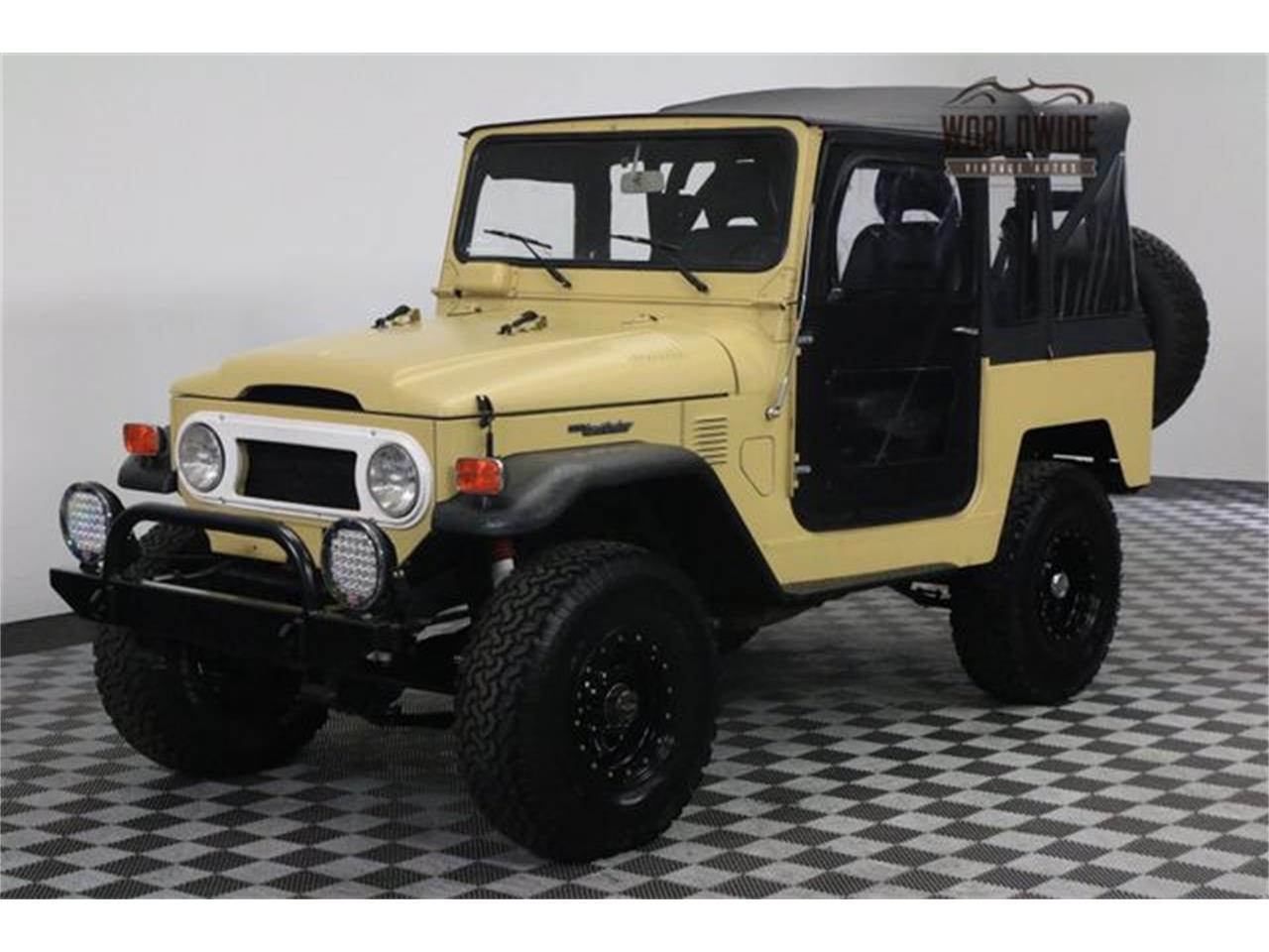 1975 Toyota Land Cruiser Fj For Sale Cc 1069662 75 Large Picture Of Mxcu