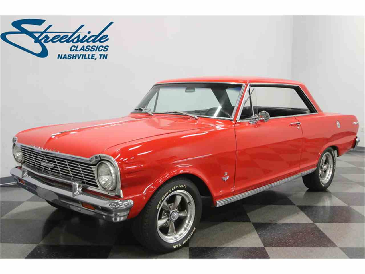 1965 Chevrolet Nova for Sale | ClassicCars.com | CC-1069664