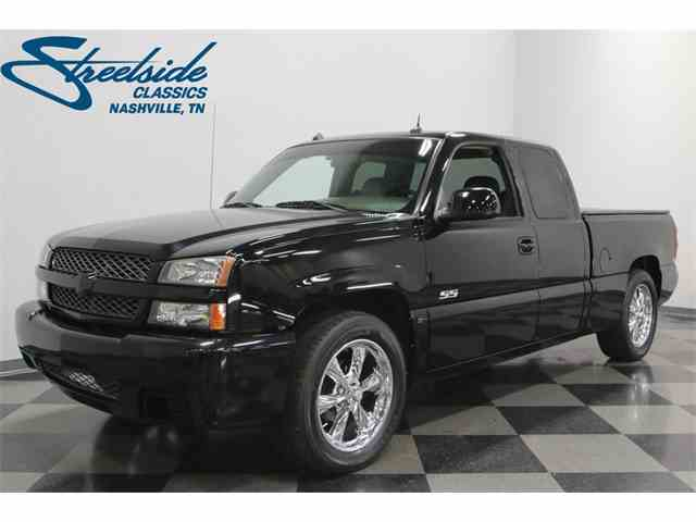 Picture of 2003 Chevrolet Silverado located in Lavergne Tennessee Offered by Streetside Classics - Nashville - MXCZ