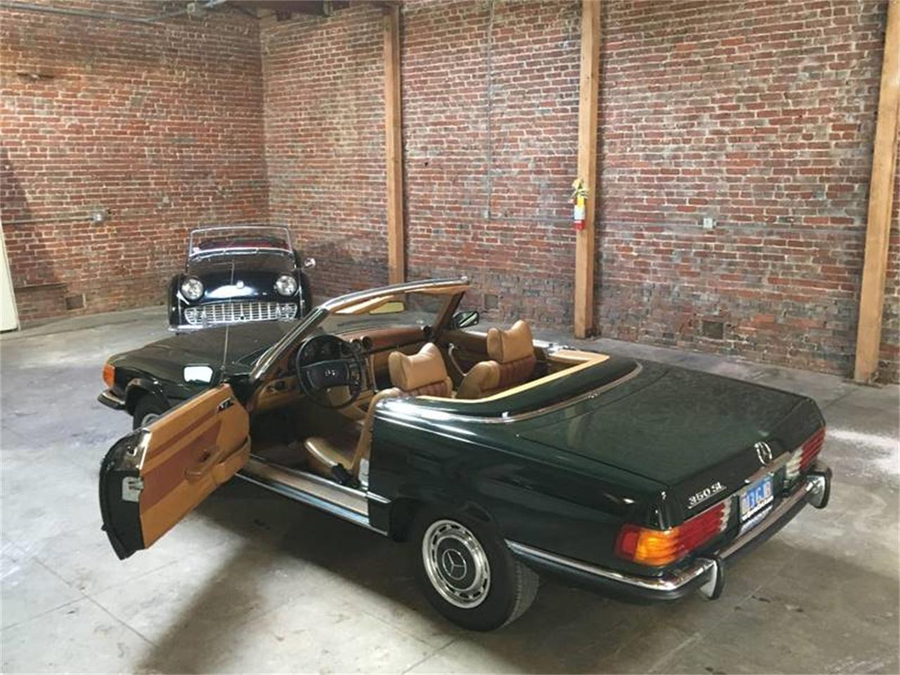 Large Picture of 1972 Mercedes-Benz 350SL Offered by Sports Car LA - MQNC