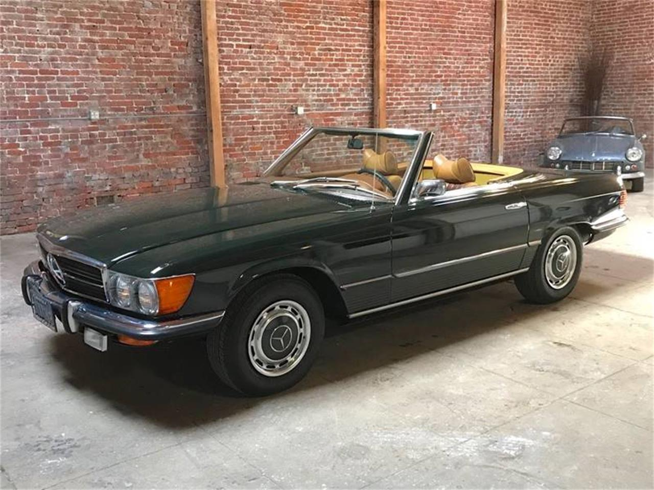 Large Picture of 1972 350SL Offered by Sports Car LA - MQNC