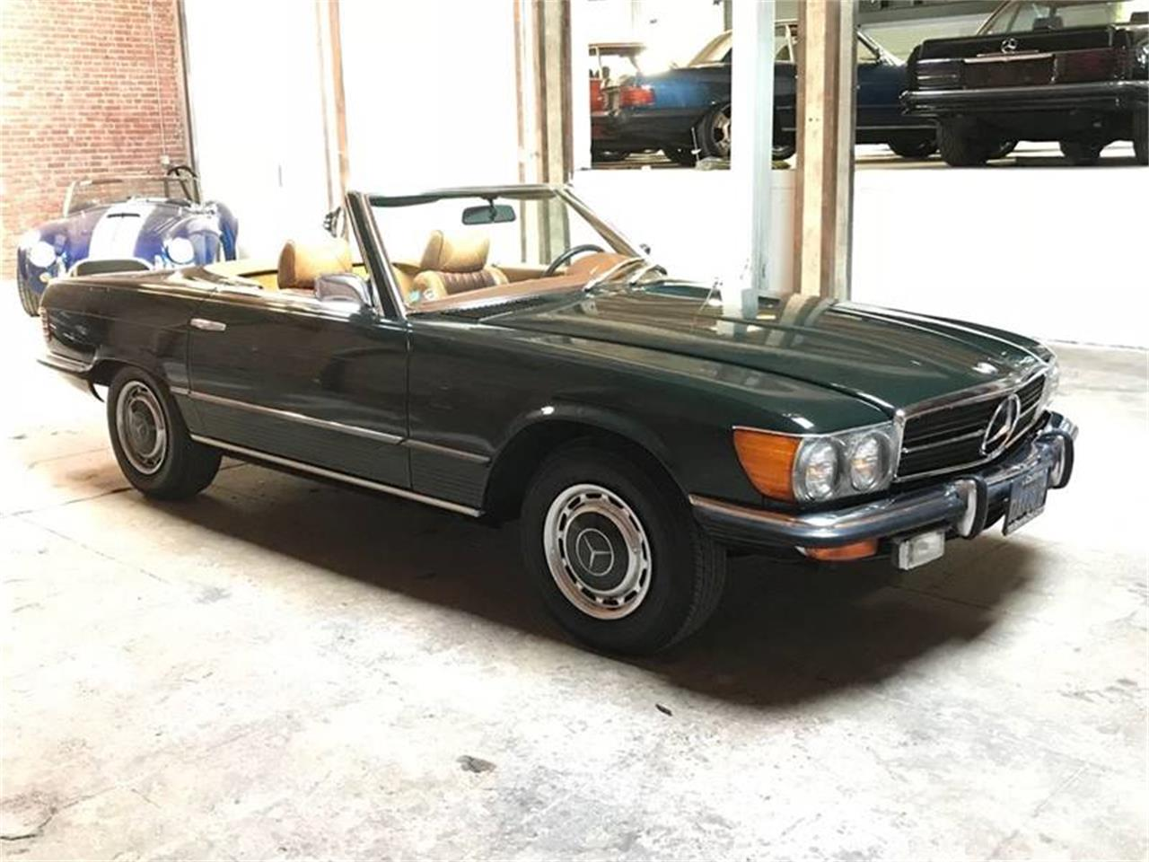 Large Picture of 1972 350SL located in California Offered by Sports Car LA - MQNC