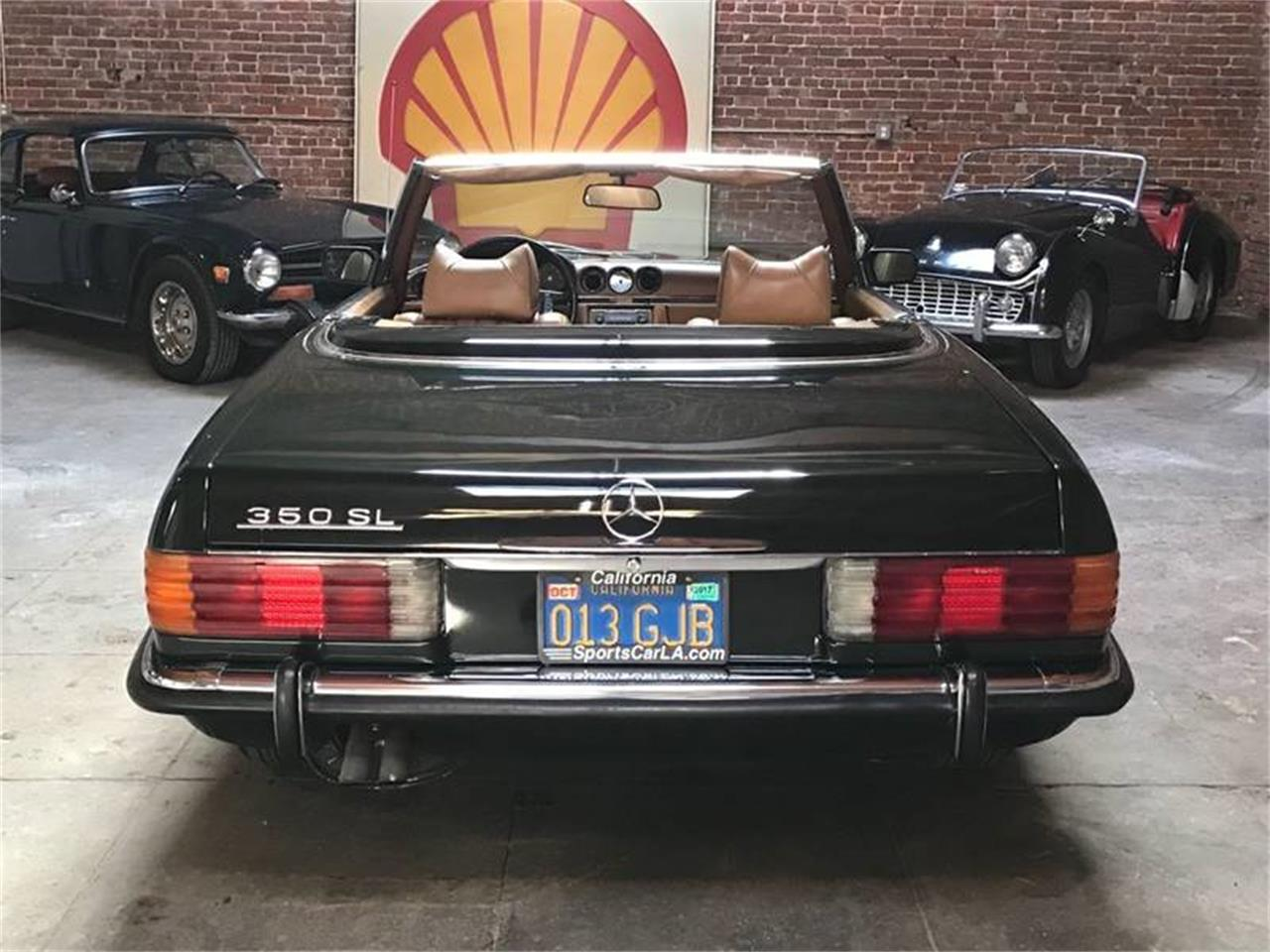 Large Picture of 1972 Mercedes-Benz 350SL located in Los Angeles California - MQNC