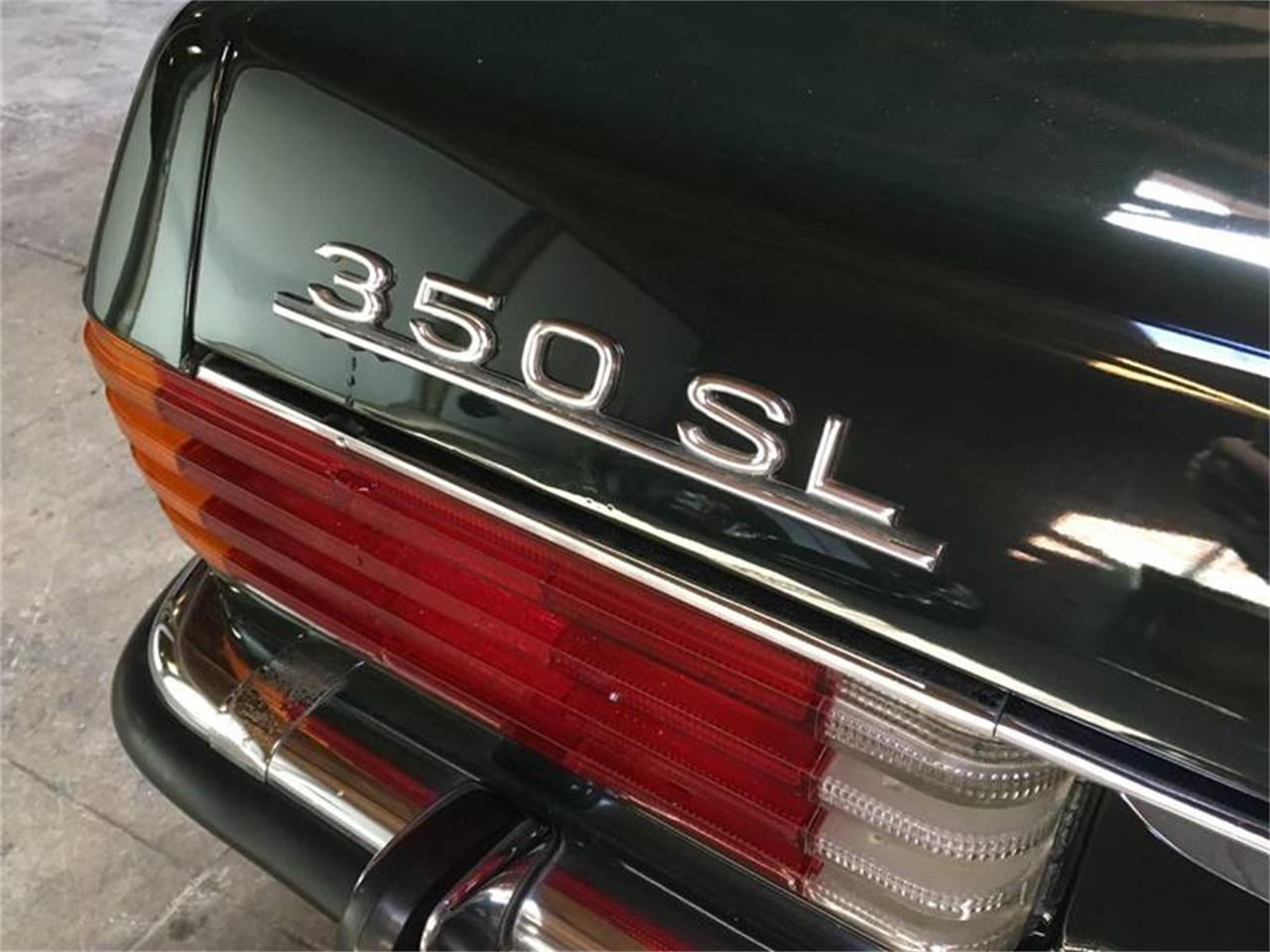 Large Picture of '72 Mercedes-Benz 350SL located in California Offered by Sports Car LA - MQNC