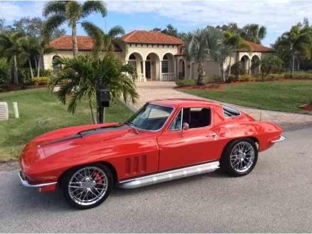 Picture of '66 Corvette Restomod Coupe - MXDF