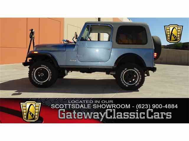 Picture of '81 CJ7 - MXDS