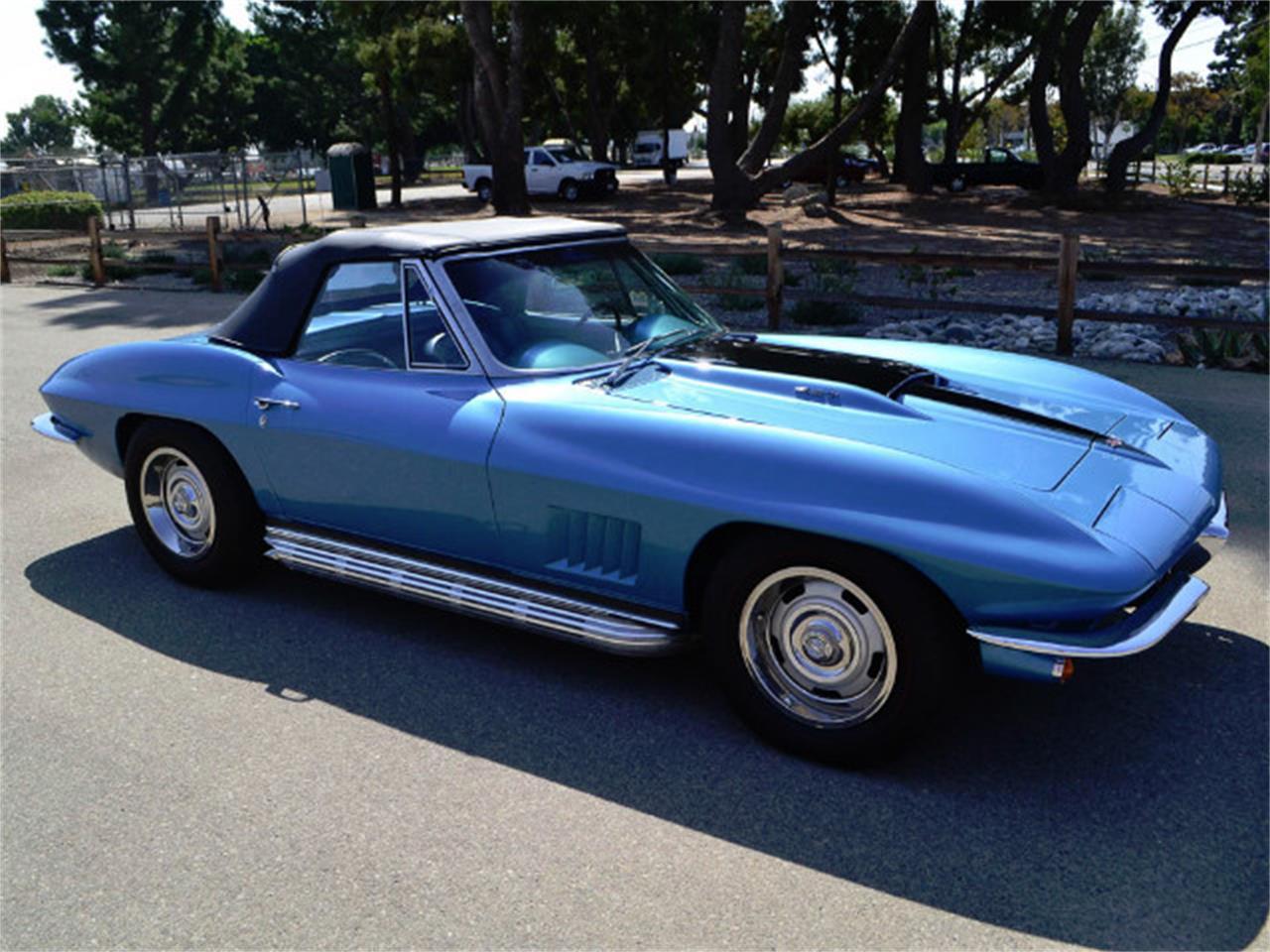 Large Picture of '67 Chevrolet Corvette - MQNE