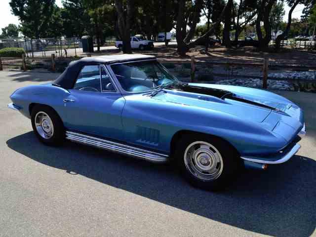 Picture of '67 Chevrolet Corvette - MQNE