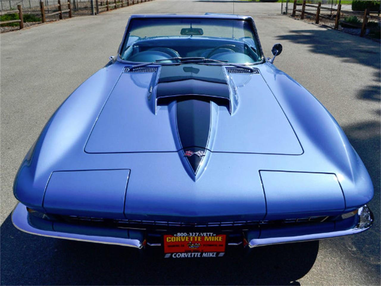 Large Picture of '67 Corvette located in California - $149,888.00 Offered by Corvette Mike - MQNE
