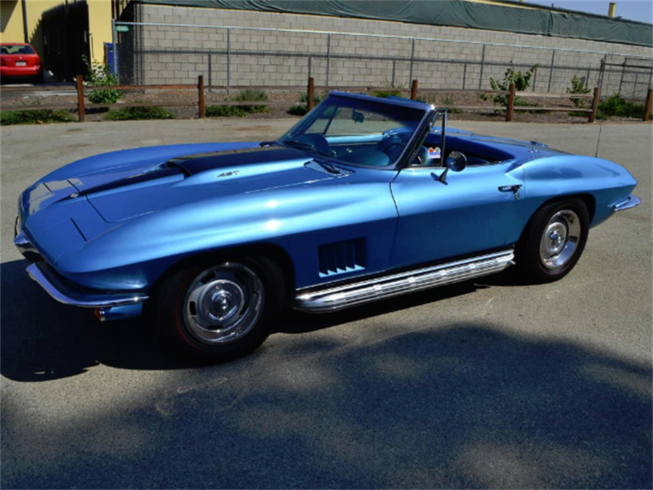 Large Picture of Classic 1967 Corvette located in California Offered by Corvette Mike - MQNE